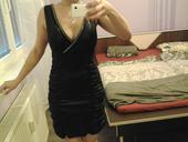 sexy spoločenské šaty , L
