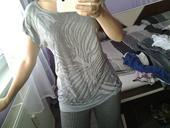 elegantné tričko, L