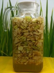 Bylinky a ovocie...receptíky z nich - Jablčný ocot ako liek