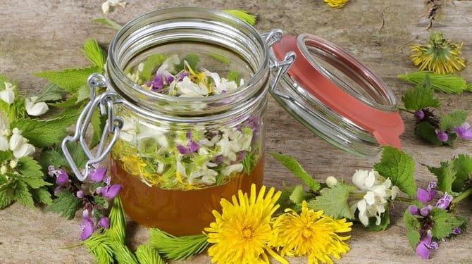 Bylinky a ovocie...receptíky z nich - Med proti kašľu