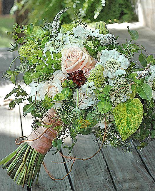 Svatební kytice - Obrázek č. 3