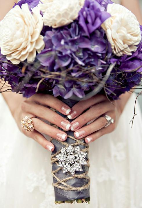 Svatební kytice - Obrázek č. 19