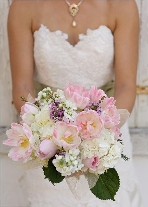Svatební kytice - Obrázek č. 30