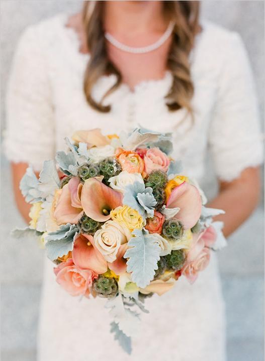 Svatební kytice - Obrázek č. 32