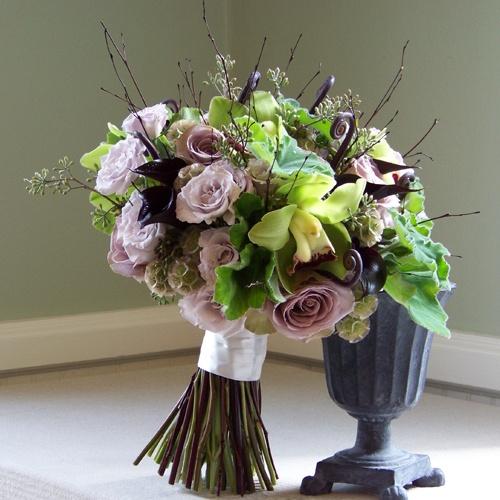 Svatební kytice - Obrázek č. 38