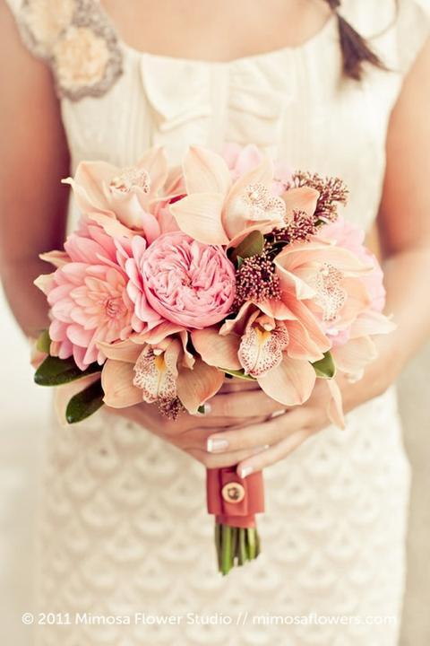 Svatební kytice - Obrázek č. 39
