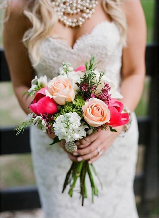 Svatební kytice - Obrázek č. 42