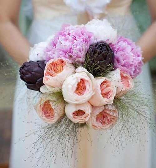 Svatební kytice - Obrázek č. 54