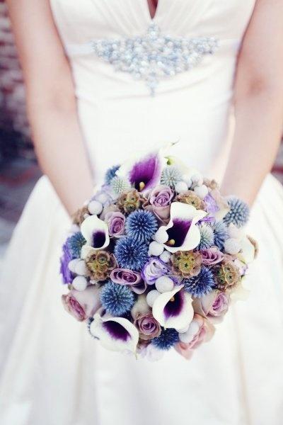 Svatební kytice - Obrázek č. 61