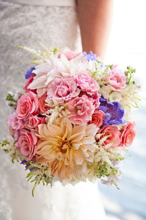 Svatební kytice - Obrázek č. 62