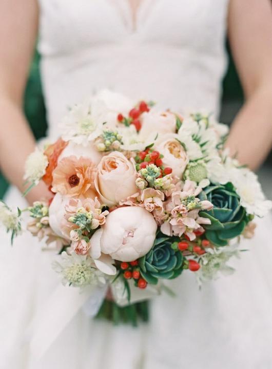 Svatební kytice - Obrázek č. 65