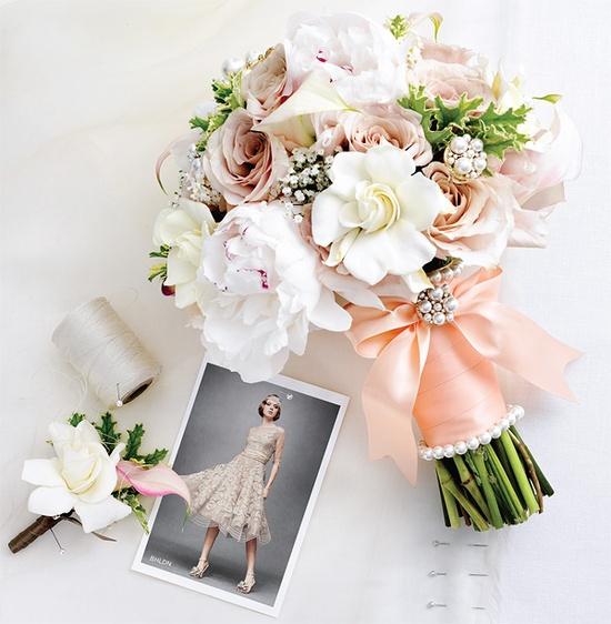 Svatební kytice - Obrázek č. 67