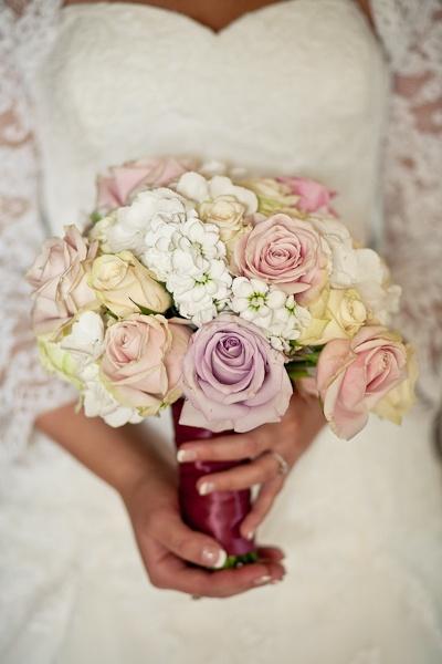 Svatební kytice - Obrázek č. 70