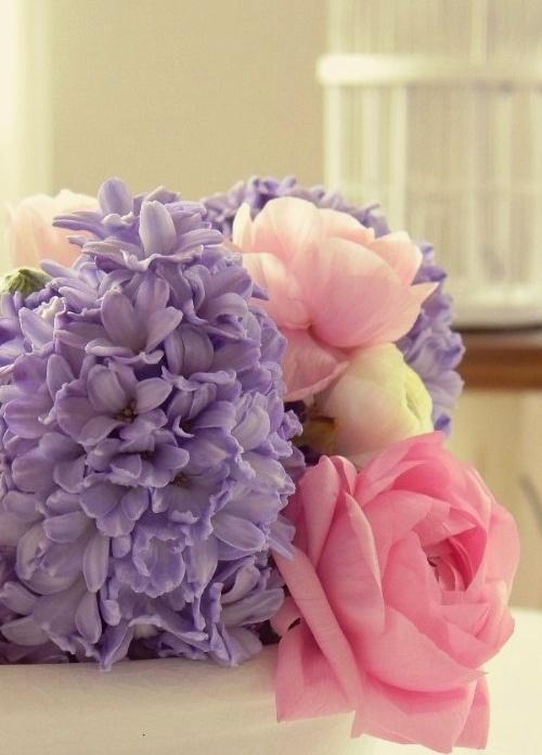 Svatební kytice - pěkná kombinace...