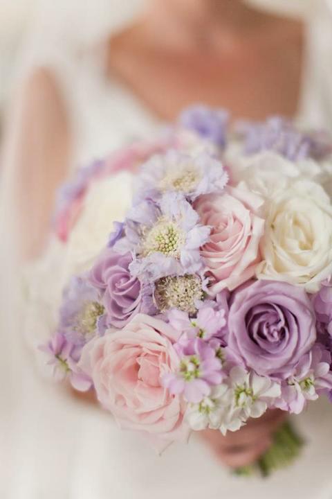 Svatební kytice - Obrázek č. 85