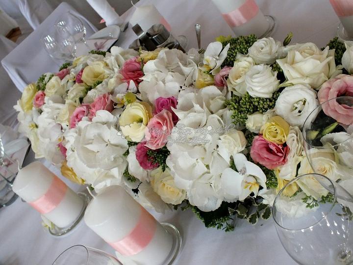 Květinová výzdoba - Obrázok č. 51