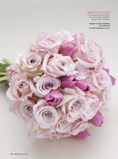 nádhera - tulipány s růžemi a úžasná barva....