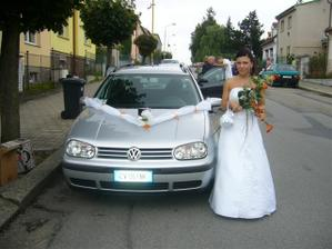 ženichovo auto