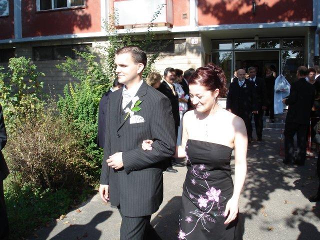 Vierka{{_AND_}}Petrík - moja sestrička s mojím manželom