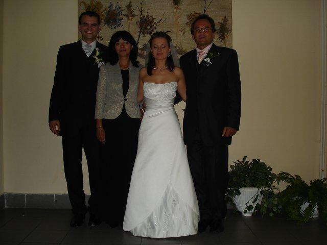 Vierka{{_AND_}}Petrík - moji krstní rodičia