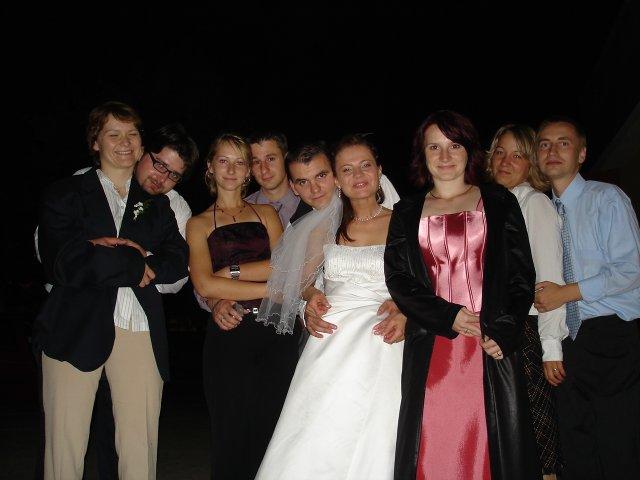 Vierka{{_AND_}}Petrík - s kamarátmi