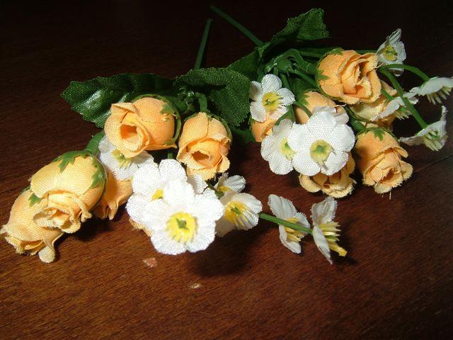 Ája - květiny na košíčky