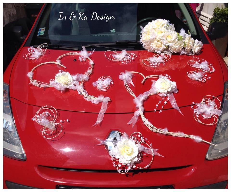 Výzdoba auta  - Obrázok č. 1