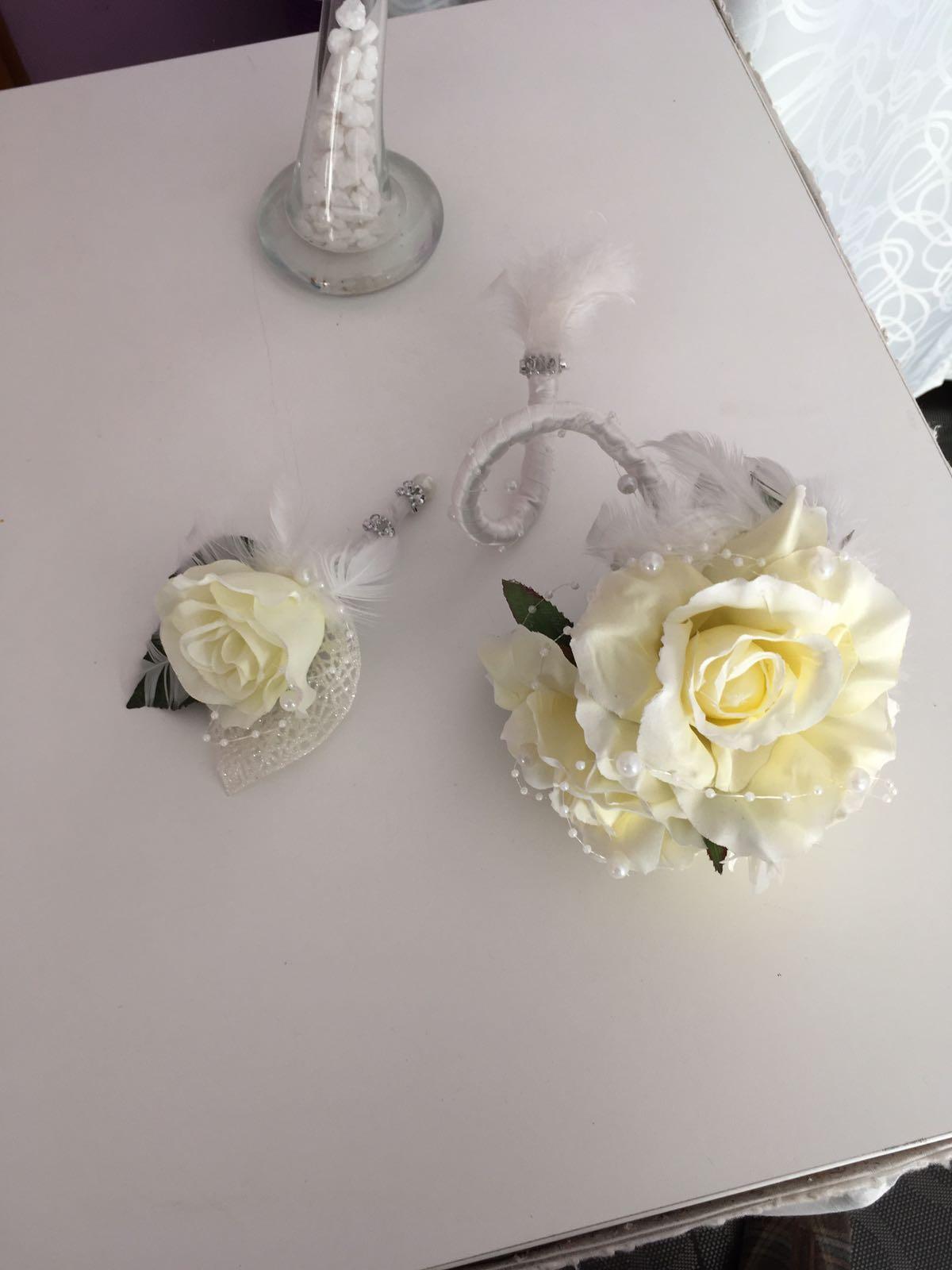 Svadobna kytica - Obrázok č. 2