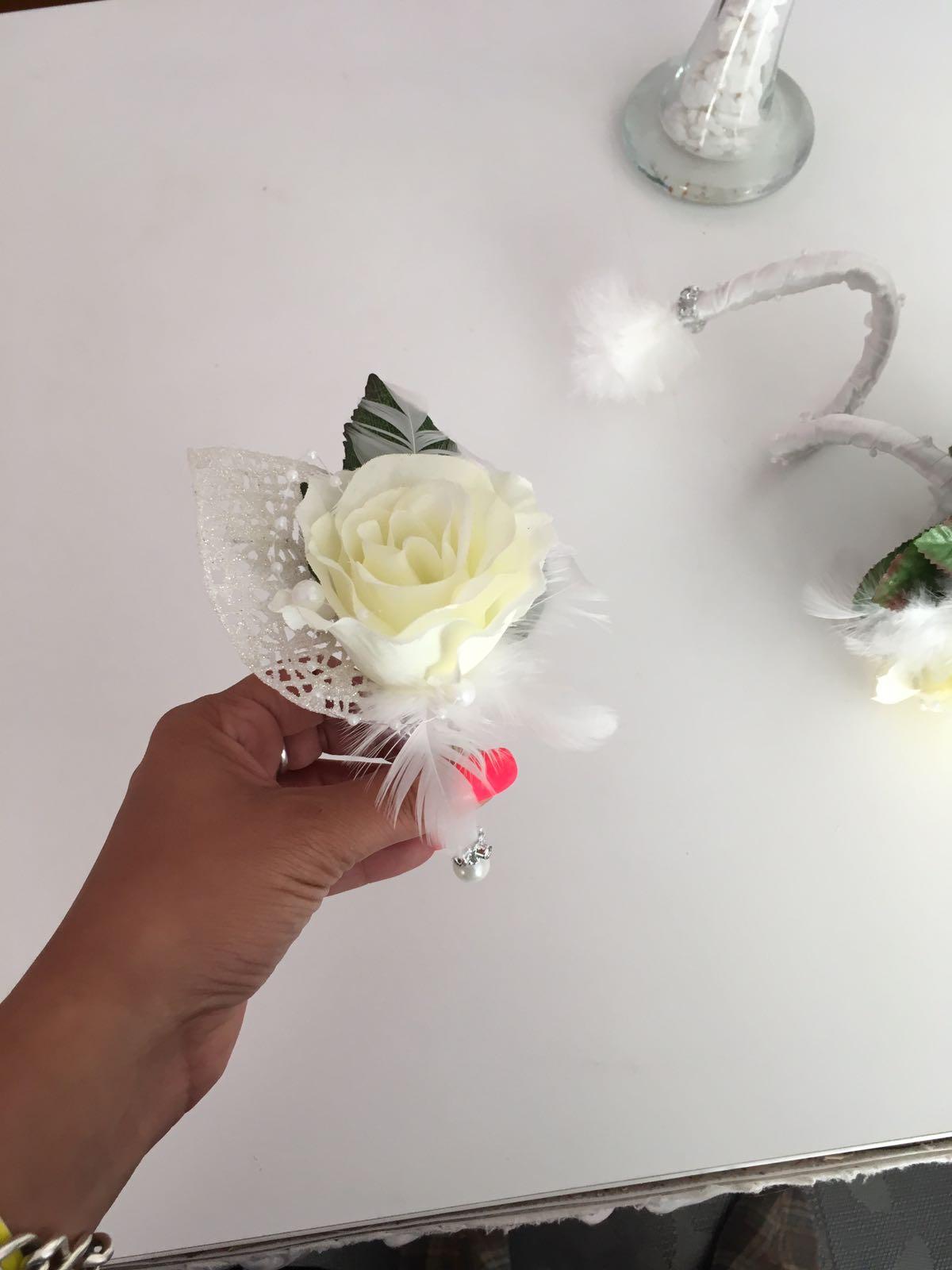 Svadobna kytica - Obrázok č. 3