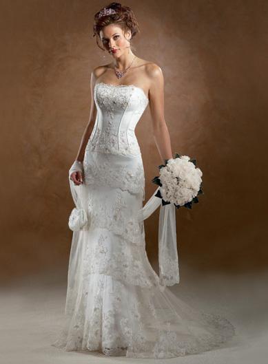 Nasa svadba - Tieto su ako z konca 19.storocia, prekrasna cipka!