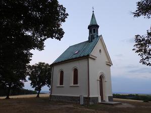 Kaple Panny Marie Pomocnice v Líšni