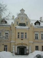 zamek v Sobotine (hostina a ubytovani)
