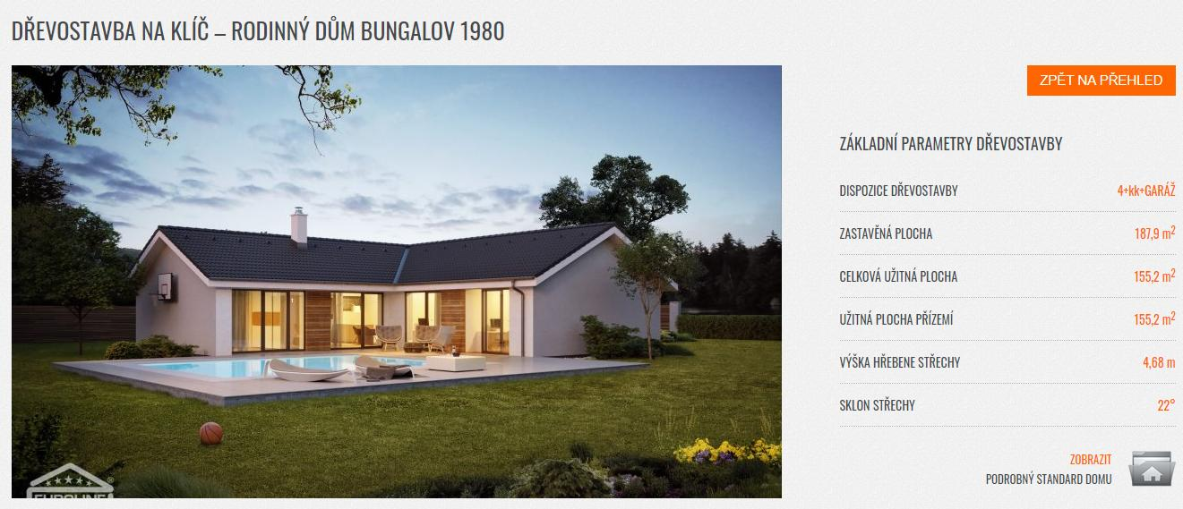 Ahoj holky, nemá někdo z vás prosím postavený tento dům?  Je ze stránek Qhouse, viz.   https://qhouse.cz/dum/drevostavba-na-klic-rodinny-dum-bungalov-1980/ - Obrázek č. 1