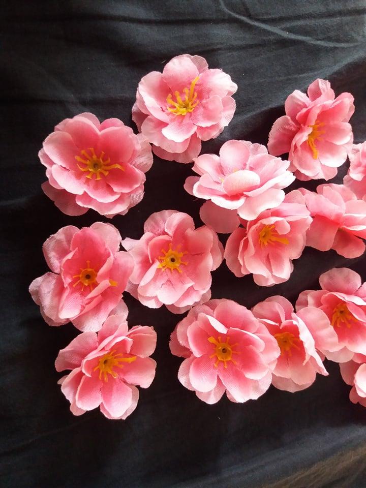ružové kvety  - Obrázok č. 1