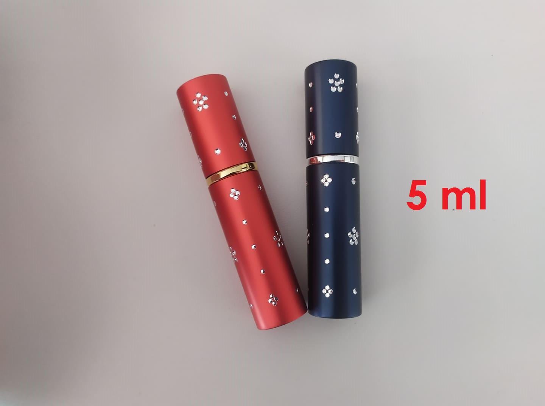 Plniteľný rozprašovač parfémov - rôzne veľkosti - Obrázok č. 1