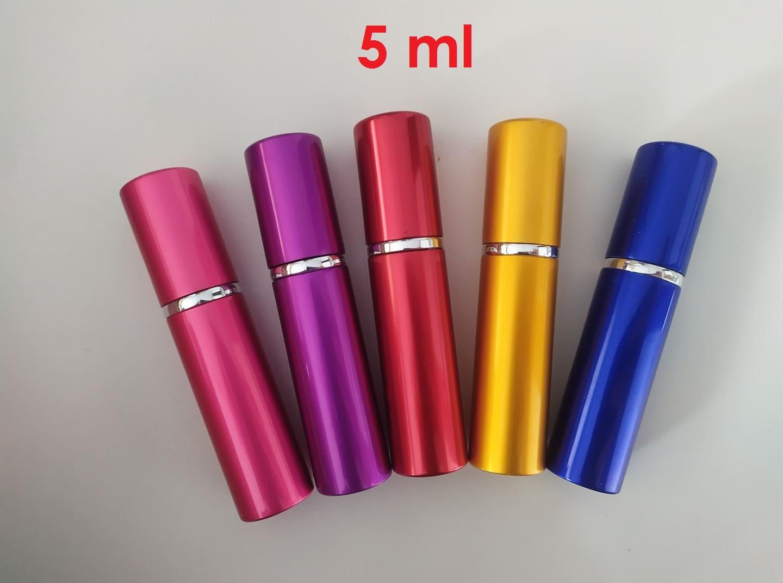 Plniteľný rozprašovač parfémov - rôzne veľkosti - Obrázok č. 3