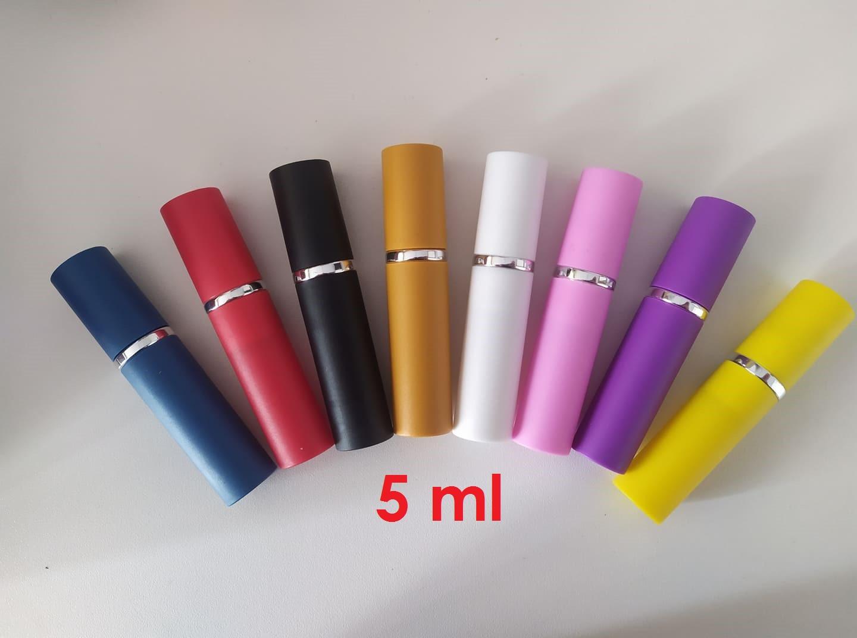 Plniteľný rozprašovač parfémov - rôzne veľkosti - Obrázok č. 2