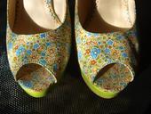 Kvetinkové topánky, 40