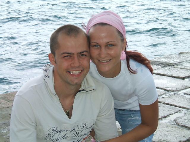Maťka a Imi - .a toto sme my zaľúbenci........