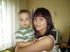 Miško s krsnou mamou