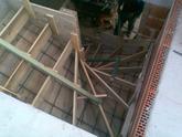 šalovanie točenych schodov - Trnava