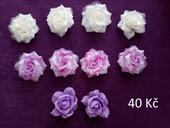Dekorační květiny,