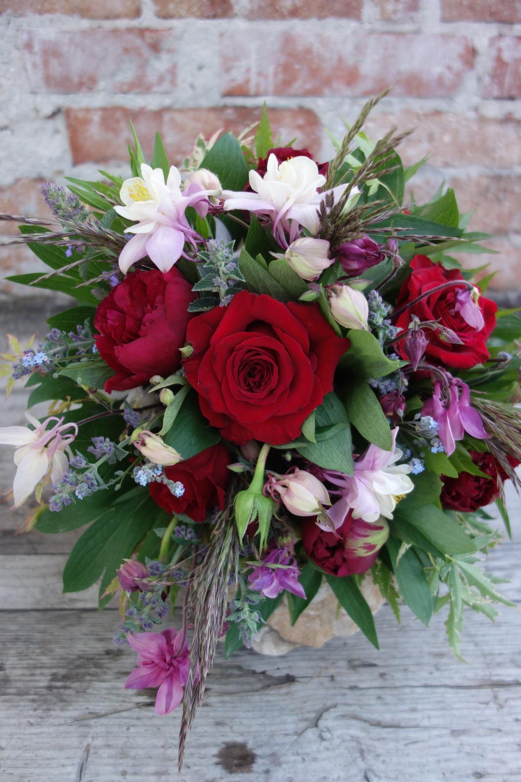 Slovenské, lokálne kvety pre vašu svadbu - Obrázok č. 2