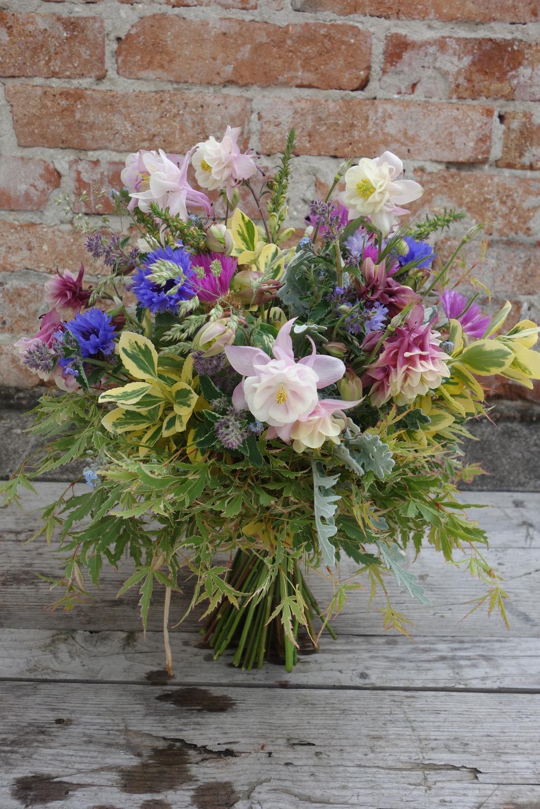 Slovenské, lokálne kvety pre vašu svadbu - Obrázok č. 3