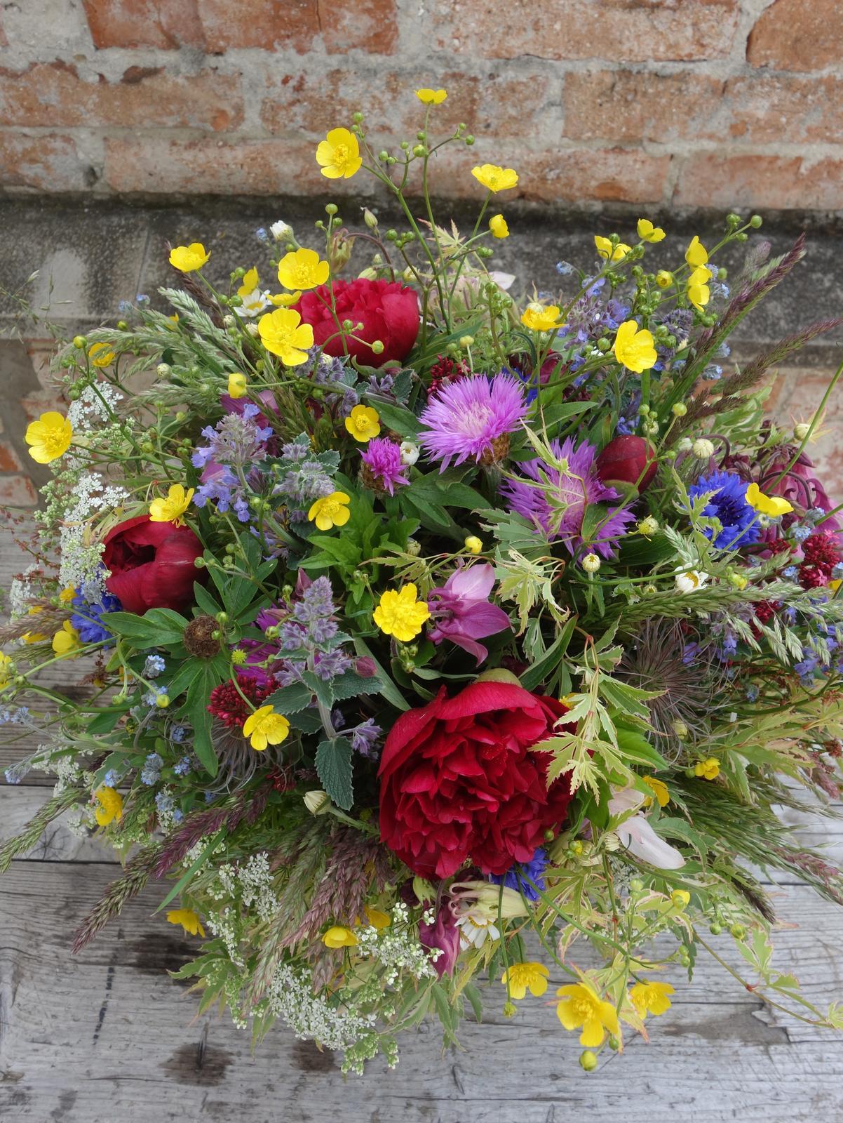Slovenské, lokálne kvety pre vašu svadbu - Obrázok č. 4