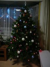 stromcek minuly rok