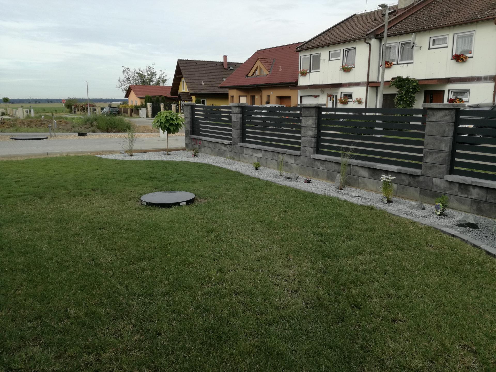 Tvoříme si zahradu... - Obrázek č. 8