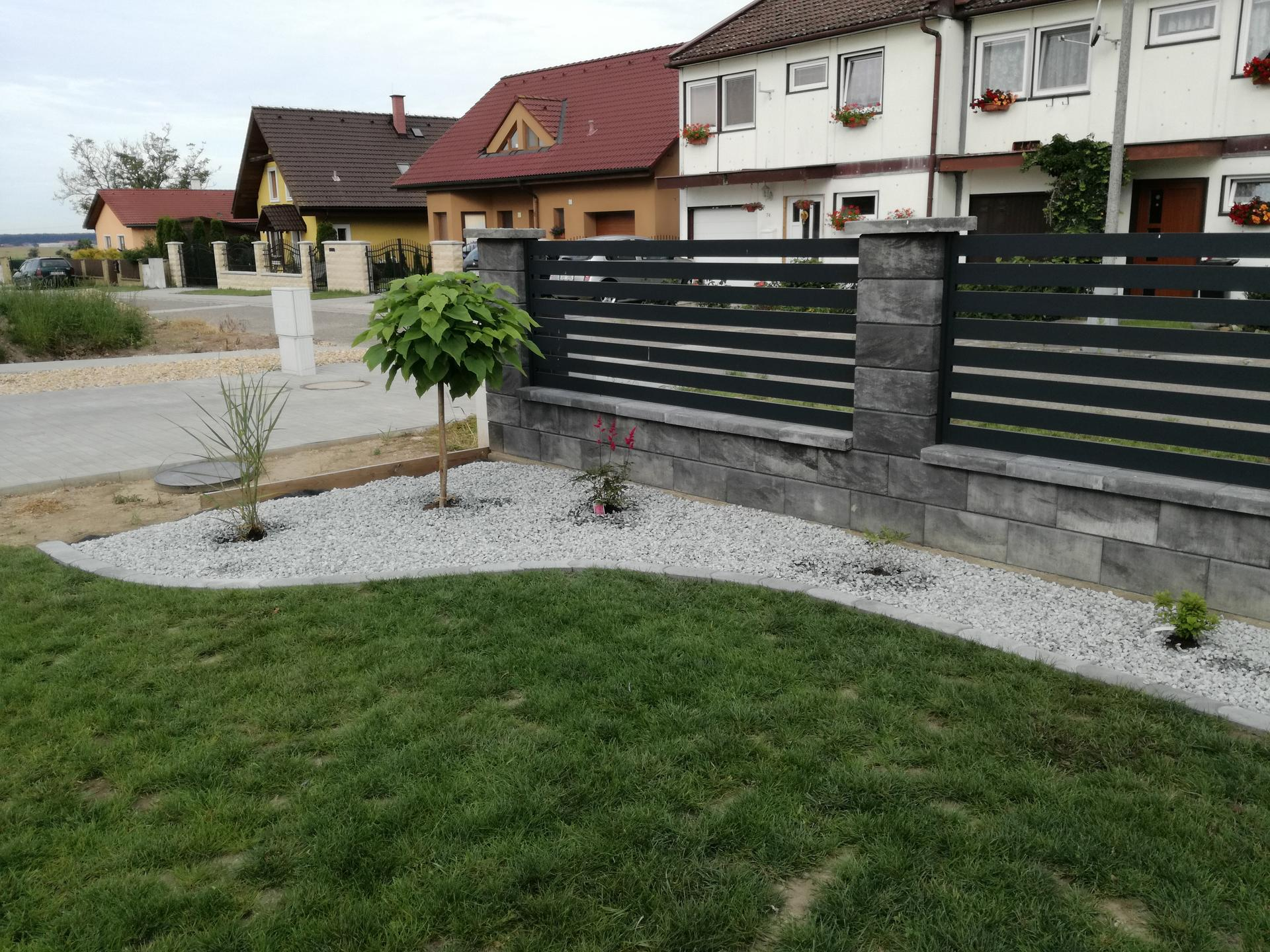 Tvoříme si zahradu... - Obrázek č. 1