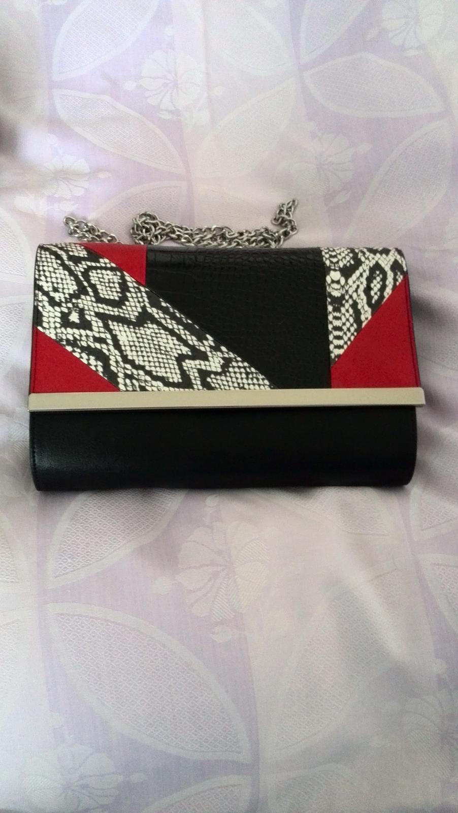 Set kabelka a šatka - Obrázok č. 3