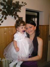 moja najkrajsia neterka lilka s mamkou:))cmuk